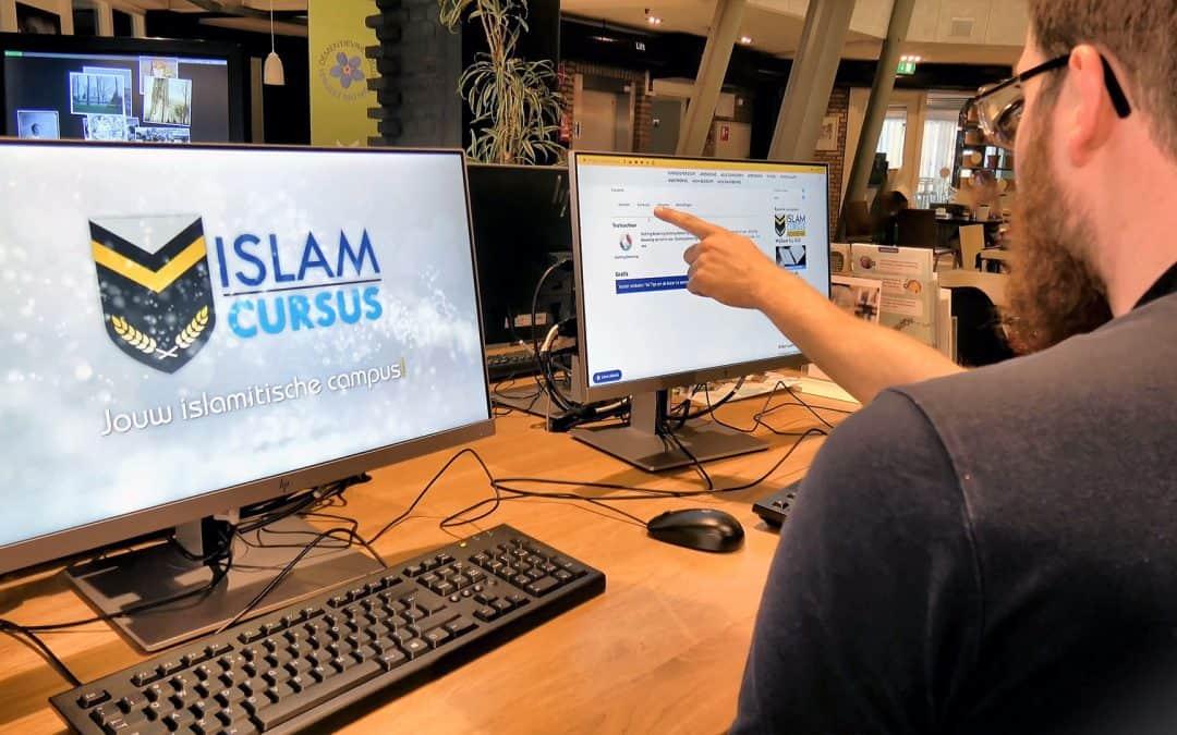 Waar kan ik Islamitische lessen volgen in Nederland en België?